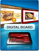 DigitalBoard Digital Board – расширение Microinvest eMenu Pro
