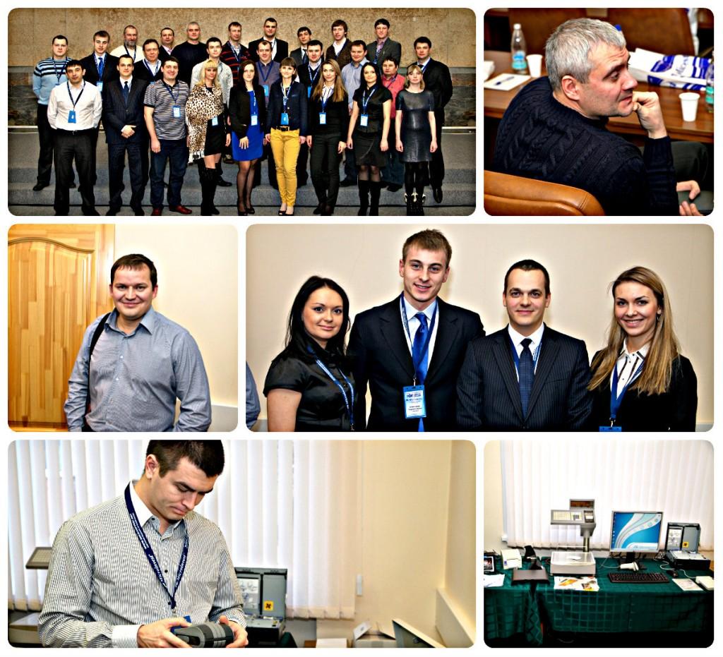 День 1 1024x931 Конференция Microinvest и ГК ПОРТ в Новосибирске