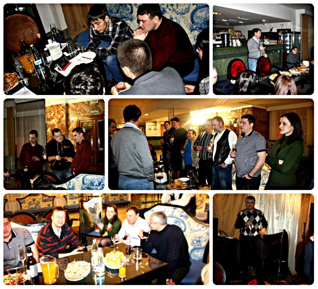 Лобби 1024x931 Конференция Microinvest и ГК ПОРТ в Новосибирске